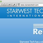 Starwest Tech Website